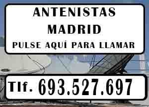 Antenista Madrid Cesar Urgentes
