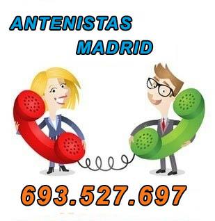 Antenistas Madrid Cesar